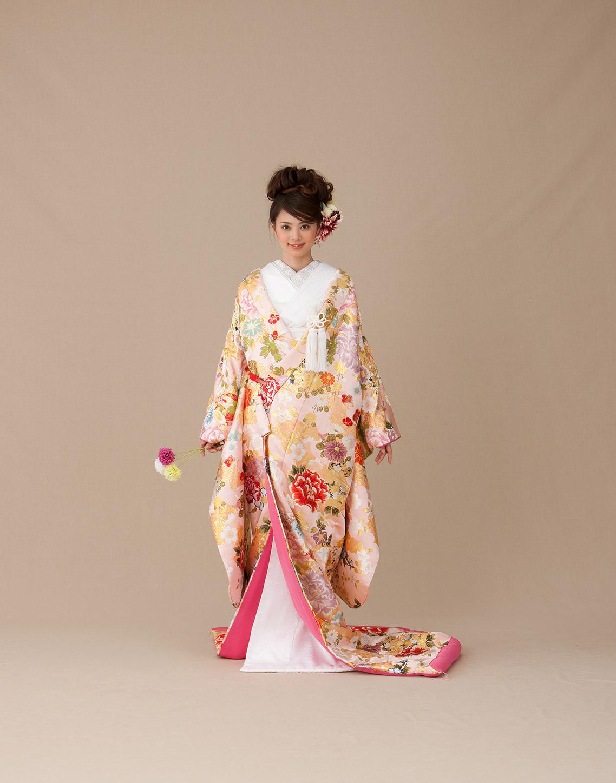 吉祥慶香の宴 ピンク