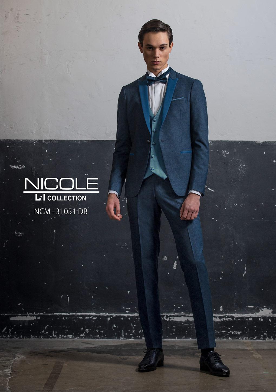 ニコルダークブルー(NCM+31051)